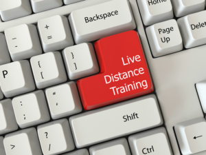 Live Distance Training
