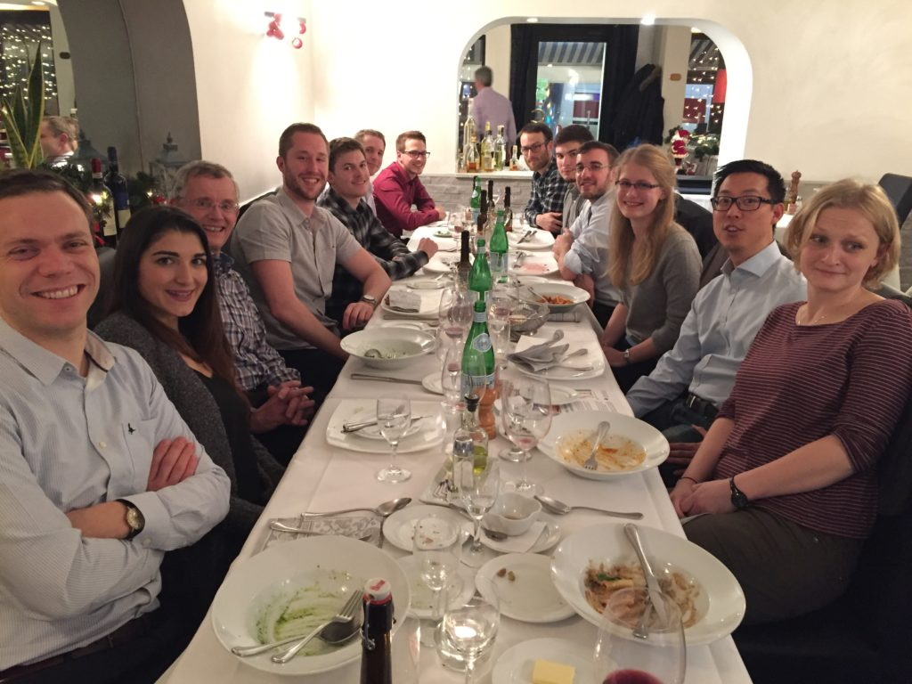 "Sign up for the 2016 IngMar Medical ""Intern Dinner"""