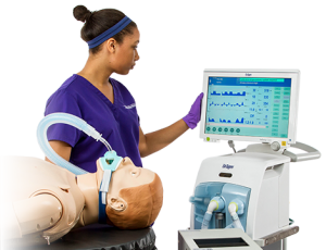 ASL 5000 Lung Solution for Laerdal's SimMan